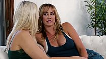 Marry each other as lesbians! - Anikka Albrite and Brett Rossi