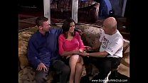 New Housewife Tries Swinging 3some