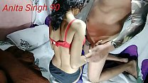 Hot Hot sexy Anita bhabi ko boyfriend ne kutiya banaker Choda with Hindi Desi video