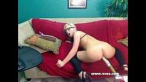 Ally Kay doggie style webcam sex machine