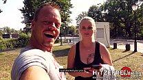 Blonde TEEN MILF ▲ MIA BITCH ▲ Fucked OUTDOORS in BERLIN! HITZEFREI.dating