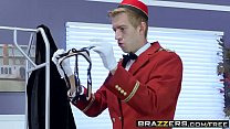 Brazzers - Milfs Like it Big - The Cock Starved Slut scene starring Phoenix Marie and Danny D