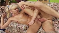 Teen Step Sister Banged Hard