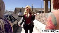 Busty Office Girl (kagney linn karter) Bang Hard Style At Work clip-20