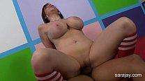 Big Tit Sara Jay Gets Fucked By Dirks Big Cock