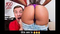 BANGBROS - Sexy PAWG Gianna Nicole Bounces Her Big Ass On The Flesh Pole