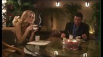 Romantic dinner prepared by charming Jessica Drake for handsome fellow  obtained smooth transitioning to hot intercourse