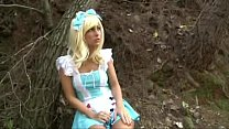 Alice In Wonderland w Simona Style by LUCIUS