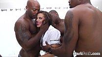 Brutal monster cock anal gangbang - Keisha Grey
