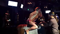 Babes Lose To The Bull - Oops Clip from www.unluckylady.com