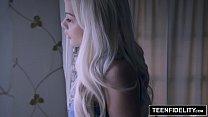 TEENFIDELITY Horny Housesitter Elsa Jean Fucks A Thief