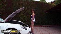BANGBROS - Pornstar Valentina Nappi vs a Big Black Monster Cock