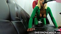 Fauxcest Punished For Stealing Step Dad Money , Machine Throat Fucked And Rough Sex In Her Ebony Pussy Doggystyle , Step Daughter Family Taboo Msnovember For Sheisnovember 4K