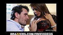 Classy call girl Madison Ivy rides the biggest dick of her career