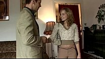 Threesome sex with Rocco Siffredi for young whores