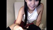 Asian teen on cam - Random-porn.com