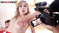 VIP SEX VAULT - #Mia Cruise - Big Cock Treatment On Casting Set For A Hot Russian Teen