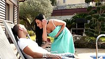 Passion-HD - Brunette with great ass Anna Rose gets mor