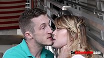 Blonde Teen Caught Stealing and Punished- Anastasia Knight