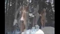 young and innocent teens naked in the snow