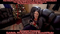 Spending Christmas With My Friends Hot Mom Sheena Ryder