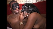 Trapeze club orgy masks turn hubbies and housewives into horndogs and hoes