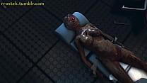 Lara Croft Experiment