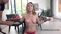 Dude punishes ex friends wife with anal fuck