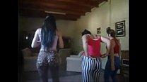 Sanjuaninas bailando