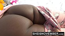 HD y. Ebony Step Sister Pissing & Shower Voyeur Then Msnovember Fucked By Step Brother BBC With Blowjob Sex Family Sibling Porno On Sheisnovember