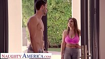 Jenna (Ella Knox) fucks her best friend's boyfriend