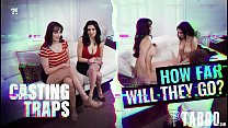 Casting Traps - Girl On Girl Darcie Dolce, Lexi Luna