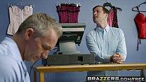Brazzers - Real Wife Stories - If The Bra Fits Fuck It scene starring Carmen Valentina and Jessy Jon