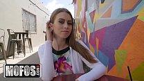Publick Pickups - (Jill Kassidy) - Cafe Cutie Needs Cash - MOFOS
