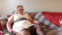 EUROPEMATURE Big beautiful woman Lexie solo