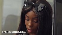 Round and Brown - (Tori Montana) - Impounding Her - Reality Kings