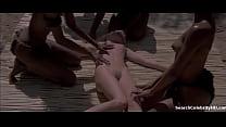 Ursula Buchfellner Aline Mess in Devil Hunter 1981