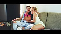 VivThomas - Cristal Caitlin and her hot girlfriend Eveline Dellai