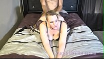 Big Butt Married MILF Fisting and BBC DPP