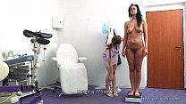 Careen MILF Gyno Exam