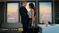 Big Tits at Work - (Autumn Falls, Xander Corvus) - Inside-Her Trading - Brazzers