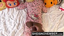 Step Brother Fucking His Black Ebony Step Sister Hard Sex & Blowjob Amateur Babe Taboo Hardcore Msnovember on Sheisnovember HD