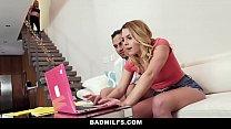 BadMILFS - Seduced By Boyfriends Sexy Stepmom