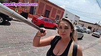 Street Walking Upskirt! and Pee Eva Davai
