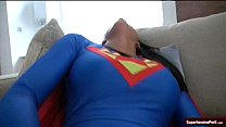 Supergirl Gives A Small Gift