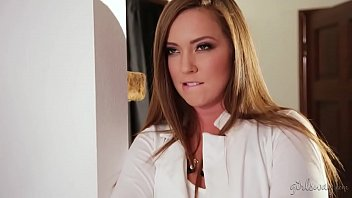Squirter cleaning lady and the hot house owner - Maddy O'Reilly, Cadence Lux