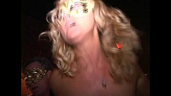 Masked MILFs fuck suck squirt in Trapeze club orgy My longest edit