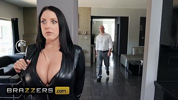 Big Butts Like It Big - (Angela White,  Zach Wild) - Busting On The Burglar - Brazzers