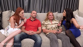 Trickery - Bored Wifes Sheena Ryder and Lacy Lennon Swap Husbands