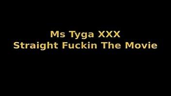 ms tyga xxx straight fuckin